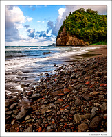 Pololu Beach I, Hawaii, 2016