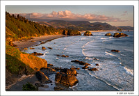 Sunset View, Ecola Point, Oregon, 2009