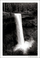 South Falls, Silver Falls State Park, Oregon, 2009